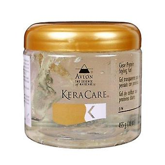 KeraCare proteïne styling gel Clear 16oz