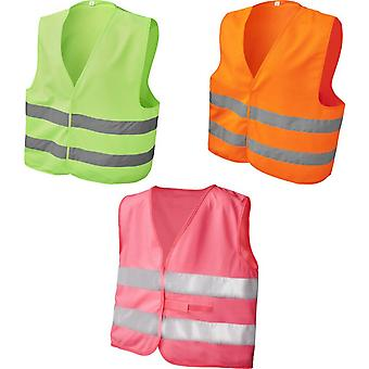 Bullet Unisex Adults See Me Too Safety Vest