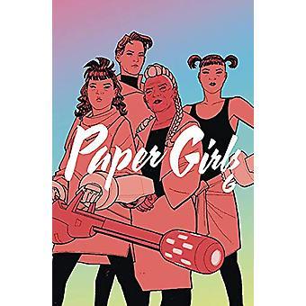 Paper Girls Volume 6 av Brian K Vaughan - 9781534313248 Bok
