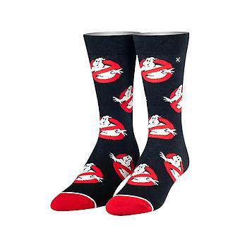 Ghostbusters Geen Ghost Logo gesublimeerd 360 Crew Socks