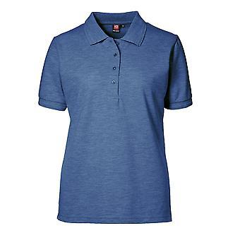 ID Womens/dames Pro usure classique Polo Shirt
