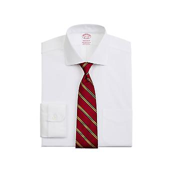 Brooks Brothers Men's Stretch Madison Classic Fit Dress Shirt