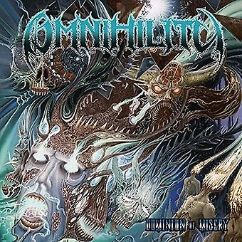 Omnihility - Dominion of Misery [CD] USA import
