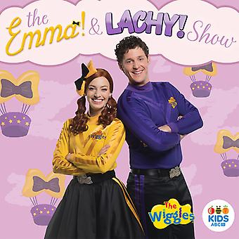 Wiggles - The Emma & Lachy Show [CD] USA import