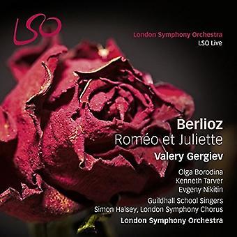 Berlioz, H. / Borodina, Olga / Tarver, Kenneth - Berlioz: Romeo Et Juliette [SACD] USA import