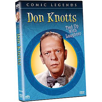Comic Legends: Don Knotts- Tied Up with Laughter [DVD] USA import