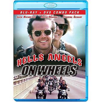 Hells Angels on Wheels [BLU-RAY] USA import