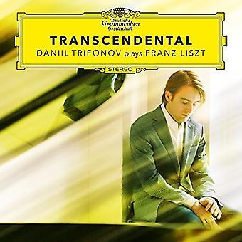 Daniil Trifonov - transcendentala-Dan [CD] USA import