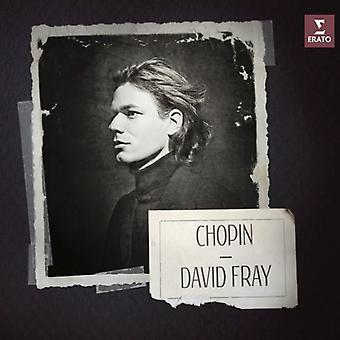 David Fray - Chopin (Nocturnes; Mazurkas; Walzes; Impromptus) [CD] USA import