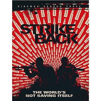 Strike tillbaka: Säsong 3 [DVD] USA import