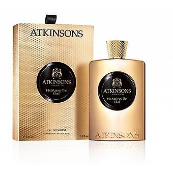 Atkinsons - Zijne Majesteit De Oud - Eau De Parfum - 100ML