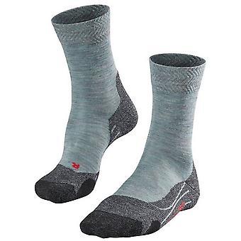 Falke Trekking 2 Melange Socks - Smoke Blue