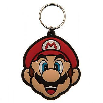 Super Mario Mario Keyring