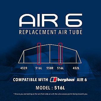 Berghaus Replacement Air Tube - 516L Black