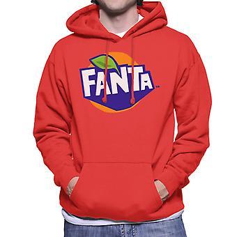 Camisola com capuz para homem Fanta 2016 logo