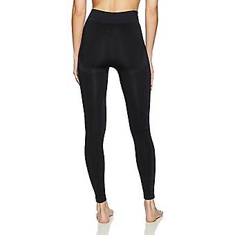 Brand - Arabella Women's Shine and Matte Seamless Shapewear Legging, B...
