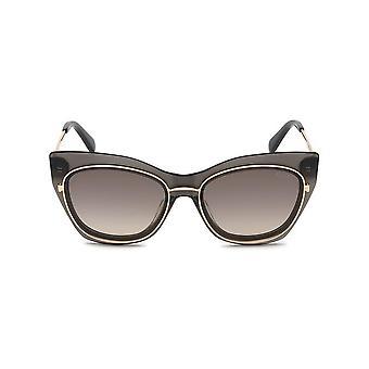 Emilio Pucci - accessoires - zonnebrillen - EP0109_27B - dames - zadelbruin, goud
