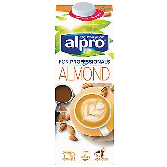 Alpro Almond Milk Alternative for Professionals Cartons