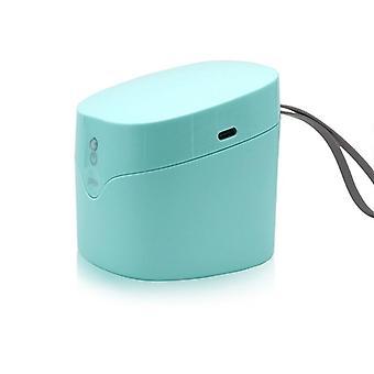 Bärbar Uv-ljus sterilisator Box - Anti Bakterier ultravioletta personlig desinfektion Skåp