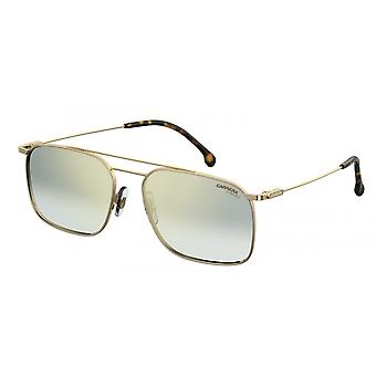 Sunglasses Unisex 186/S gold with green glass