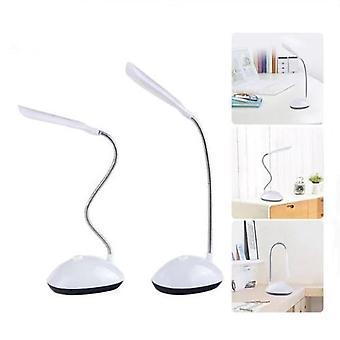 4 Led Eye Protection Led Desk Lamp, Foldable Table Light Lamp For Study