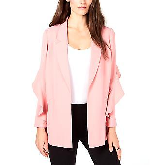 Alfani | Flounce Sleeve Jacket