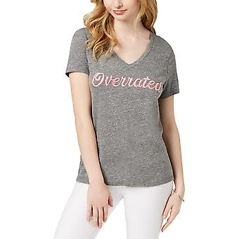 Carbon Copy | Overrated Graphic T-Shirt