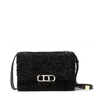 Marc Jacobs The J Link Faux Fur Shoulder Bag
