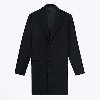 A.P.C.  - معطف فيسكونتي - أسود