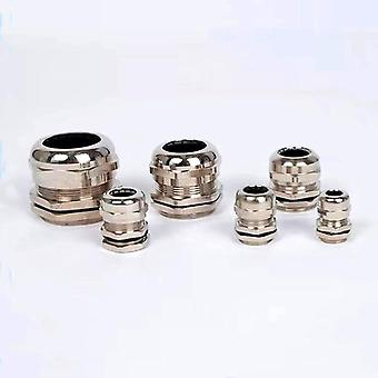 Ip68 Waterproof Glands Cable Bushings Connector