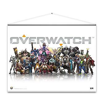 オーバーウォッチウォールスクロールヒーローズポスター - ゲーム商品