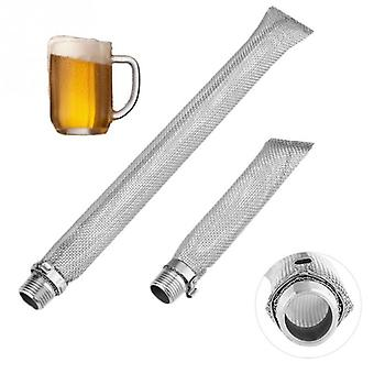 Stainless Steel Reusable Multi Function Mesh Strainer - Beer Filter Brewing Kettle