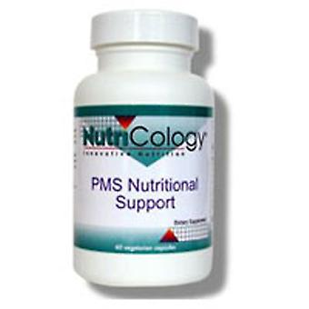 Nutricology/ Allergy Research Group PMS Nutritional Support, 60 Vcaps