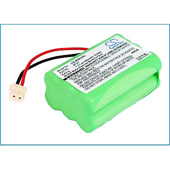 Battery for Dogtra BP2T BPRR 1400 1400NCP 1700 1800 Game Bird Pheasant Launcher