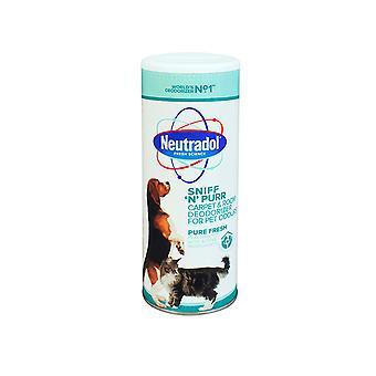 Neutradol Sniff N Purr Pet Deodorizer 350g 12RZS