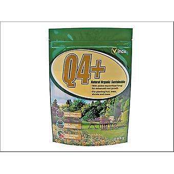 Vitax Q4 Plus Fertiliser 0.9kg