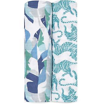 aden + anais Swaddle 2 Pack