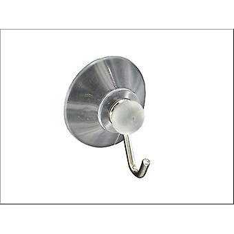 Ganchos de sucção securit claro 20mm x 4 S6366