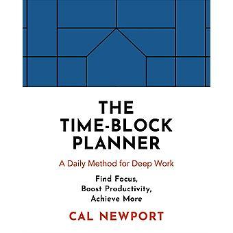 Newport & Calin TimeBlock Planner
