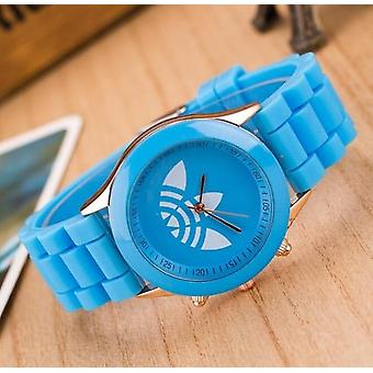 Women Sports Watch, Casual Ladies Silicone Dress Watches Wristwatches