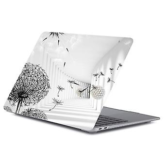Printing Matte Laptop Protective Case for MacBook Pro 15.4 inch A1990 (2018) / A1707 (2016 - 2017)(RS-056)