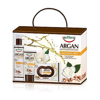 Argan Face Kit 3 units