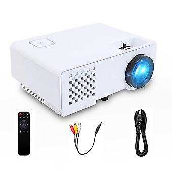 Mini 2800 Lumens For Full Hd 1080p, Wireless Sync Display For Phone, Led