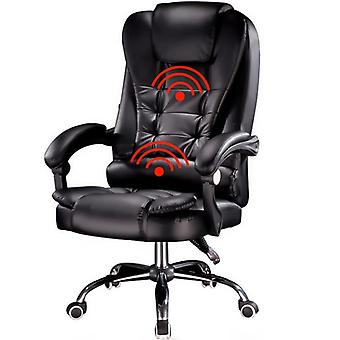 Massage/computer Gaming Chair, Staff Chair With Lift And Swivel Function