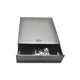 "External Enclosure Case 5.25"" Hdd Hard Disk Drive Mobile Blank Drawer Rack /"