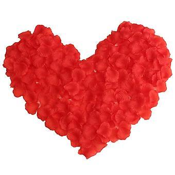 Wedding Decoration Romantic Artificial Rose Petals
