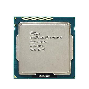 Quad Core Lga 1155 Cpu E3 1230v2 Processor