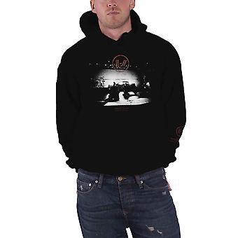 Twenty One Pilots Hoodie Dark Stage Band Logo new Official Mens Black Pullover