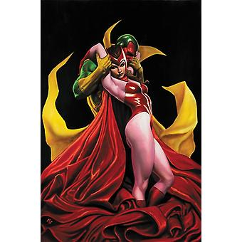Vision The Scarlet Witch The Saga Of Wanda And Vision de Englehart & SteveMantlo & Bill