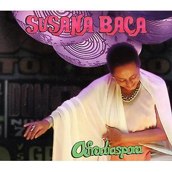 Susana Baca - Afrodiaspora [CD] USA import